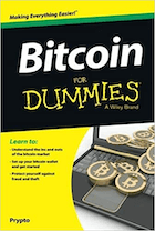 bitcoin for dummies kindle book