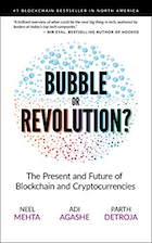 blockchain bubble or revolution book kindle