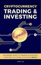 cryptocurrency trading and investing book kindle