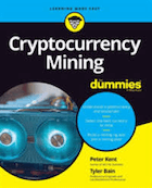 Cryptocurrency Mining For Dummies kindle book