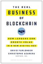 real business of blockchain kindle audiobook